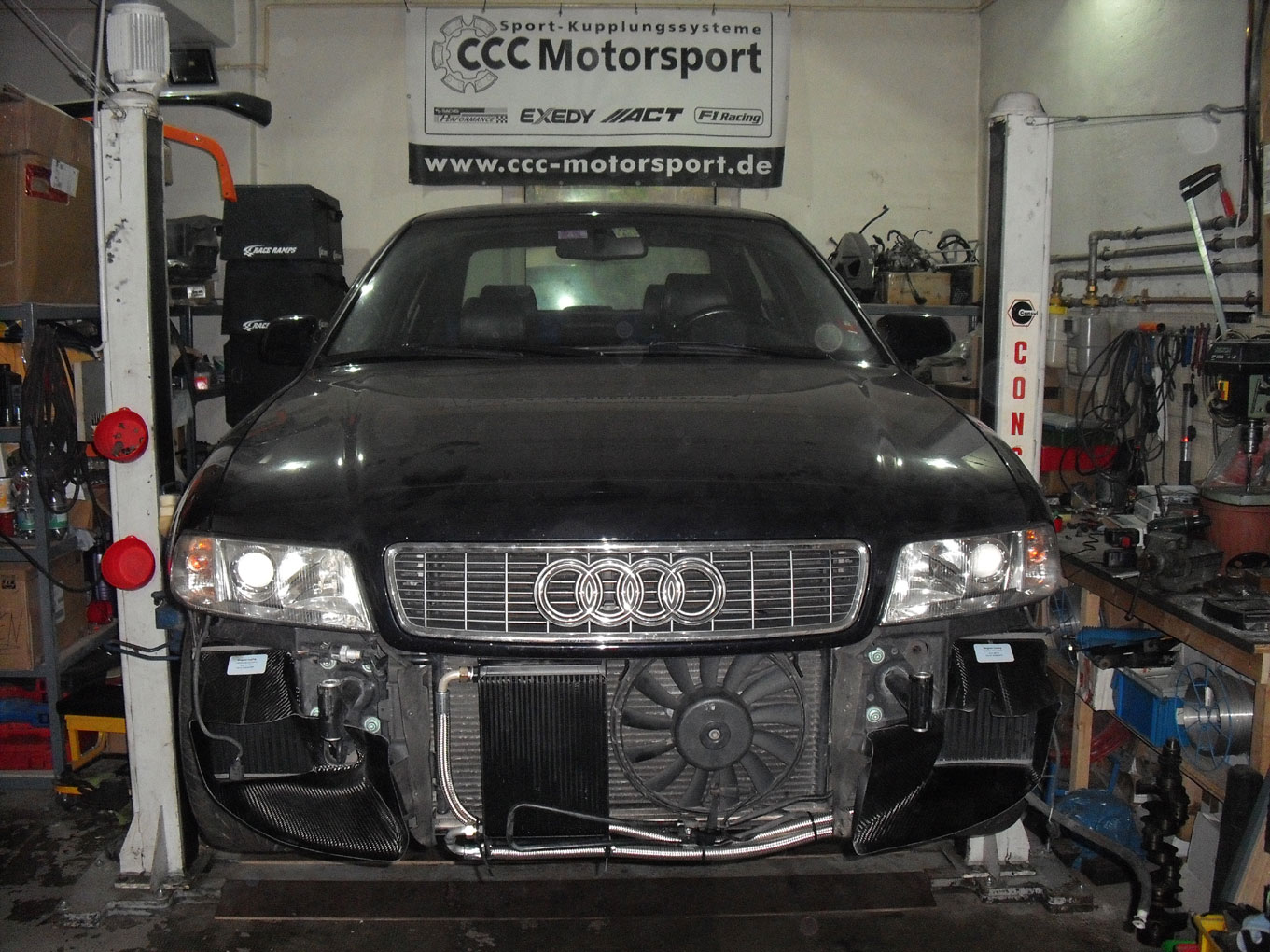 S Quattro KW PS AZB AGB Année - Wagner audi